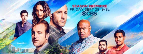 Hawaii Five-0 TV show on CBS: season 9 ratings (cancel or renew?)