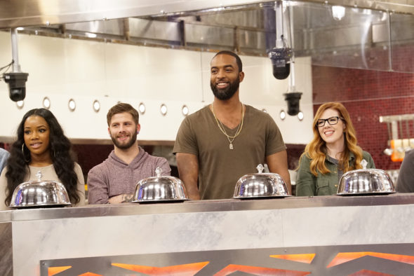 Hell's Kitchen TV show on FOX: season 18 viewer votes episode ratings (cancel or renew season 19?)