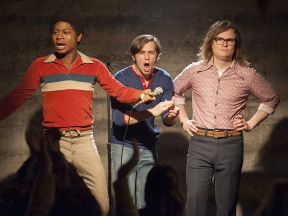 I'm Dying Up Here TV show on Showtime: canceled, no season 3