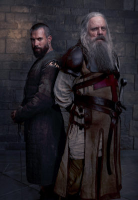 Mark Hamill on Knightfall: season two (canceled or renewed?)