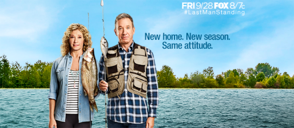 Last Man Standing TV show on FOX: ratings (cancel or renew for season 8?)