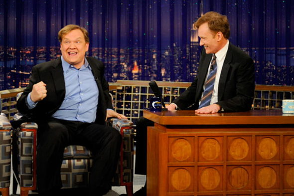 Late Night with Conan O'Brien TV show on NBC: (canceled or renewed?)