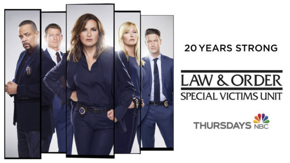 Law & Order: Special Victims Unit TV show on NBC: Season 20 ratings (canceled or renewed season 21?)