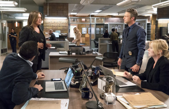 Law & Order: Special Victims Unit TV show on NBC: Season 20 viewer votes (cancel or renew season 21?)