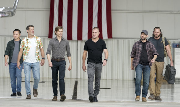 MacGyver TV show on CBS: season 3 viewer votes episode ratings (cancel or renew season 4?)