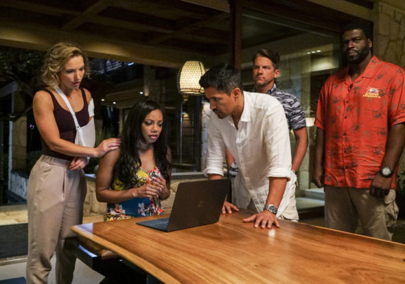 Magnum PI TV show on CBS: season 1 viewer votes episode ratings (cancel or renew season 2?)