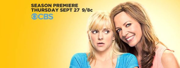 Mom TV show on CBS: season 6 ratings (canceled or renewed season 7?)