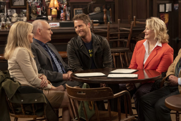Murphy Brown TV show on CBS: season 11 viewer votes (cancel or renew season 12?)