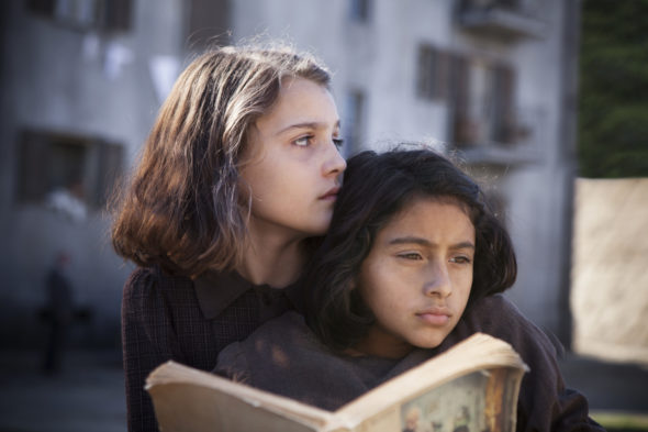 My Brilliant Friend TV show on HBO: (canceled or renewed?)