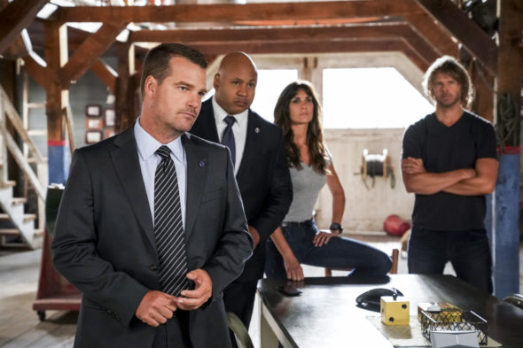 Shows In Los Angeles >> Ncis Los Angeles On Cbs Cancelled Or Season 11 Release