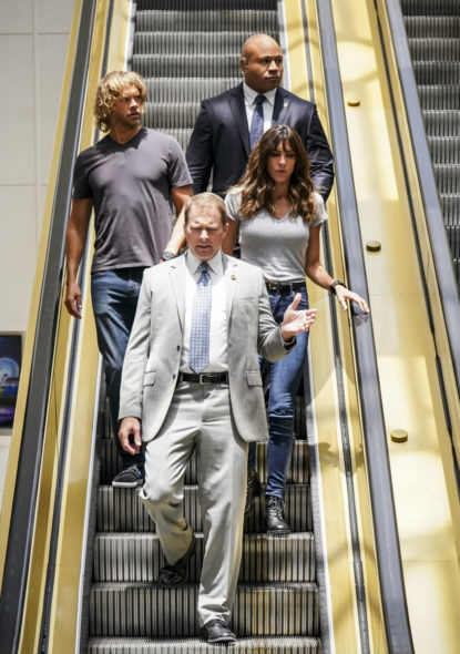 Shows In Los Angeles >> Ncis Los Angeles Tv Show On Cbs Season 10 Viewer Votes Canceled