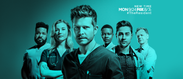The Resident TV show on FOX: Ratings (Cancel or Season 3