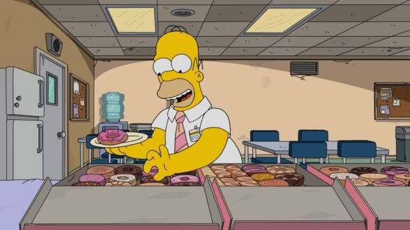 The Simpsons TV show on FOX: canceled or renewed for season 31?