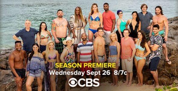 Survivor TV show on CBS: season 37 ratings canceled or renewed?)