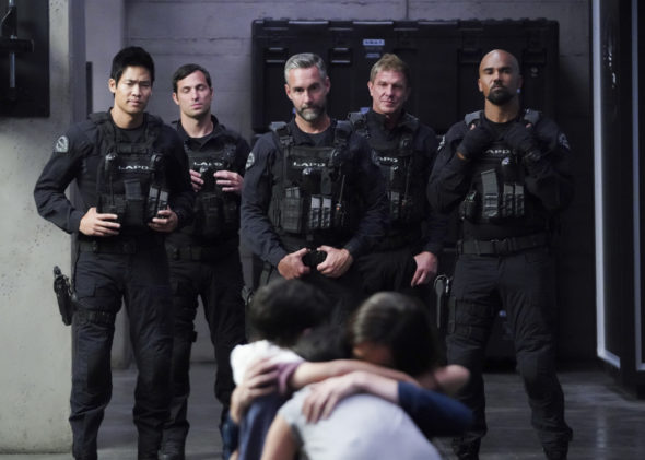 SWAT on CBS: Cancelled or Season 3? (Release Date) - canceled TV