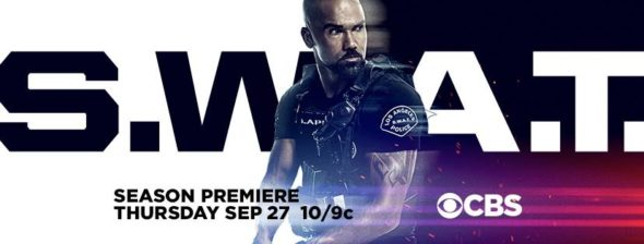 SWAT TV show on CBS: season 2 ratings (canceled or renewed season 3?)