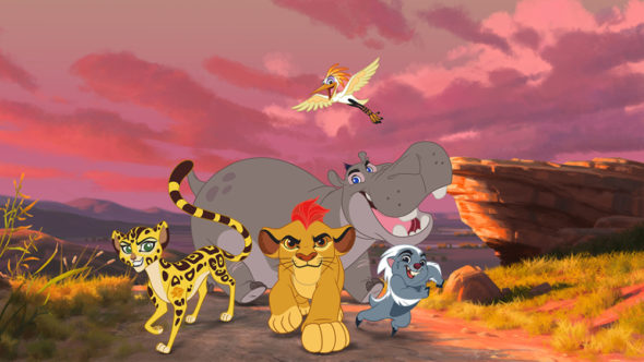 The Lion Guard TV show on Disney Junior: (canceled or renewed?)