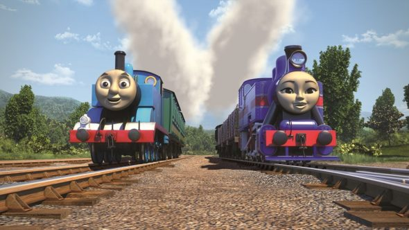 Thomas & Friends TV show: (canceled or renewed?)