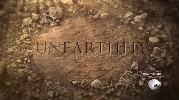 Unearthed TV show on Science Channel: (canceled or renewed?)