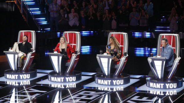 The Voice TV show on NBC: canceled or season 16? (release date); Vulture Watch