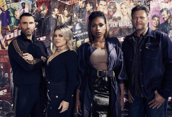The Voice TV show on NBC: season 15 viewer votes Fall of 2018 (canceled or renewed?)