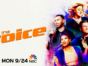 The Voice TV show on NBC: season 15 ratings (canceled or renewed season 16?)