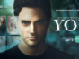 You TV show on Lifetime: season 1 ratings (canceled or renewed season 2?)