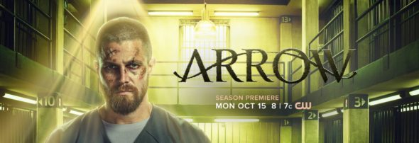 Arrow TV show on The CW: season 7 ratings (canceled or renewed season 8?)