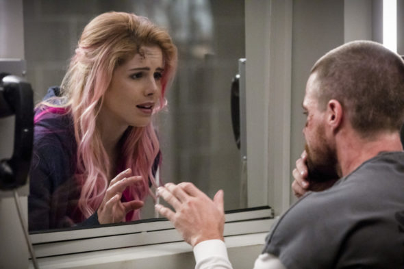 Arrow TV show on The CW: season 7 viewer votes (cancel or renew season 8?)