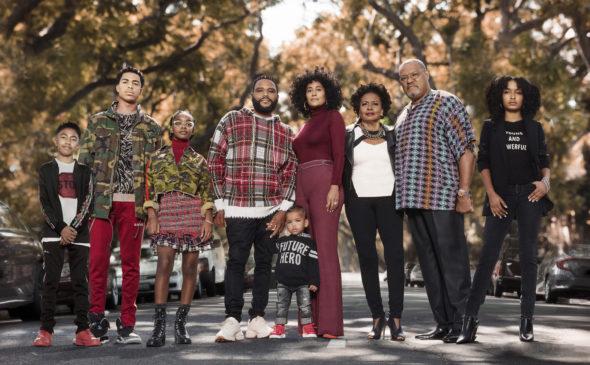 Black-ish TV show on ABC: season 5 viewer votes (cancel or renew season 6?)