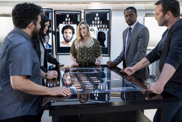 Blindspot TV SHOW ON NBC: Season 4 Viewer Votes (Cancel or Renew season 5?)