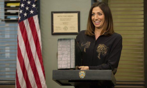 Brooklyn Nine-Nine TV show on NBC: (canceled or renewed?)