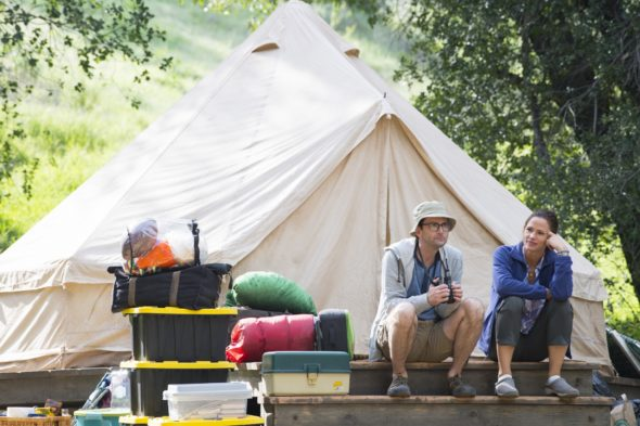 Camping TV show on HBO: season 1 viewer votes (cancel or renew season 2?)