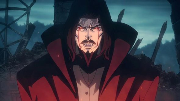 Castlevania TV show on Netflix: (canceled or renewed?)