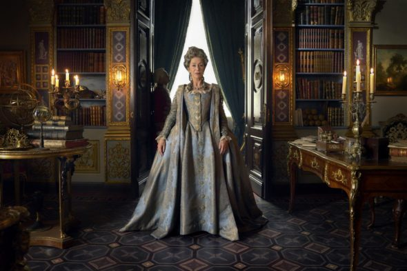 Catherine the Great TV show on HBO: (canceled or renewed?)
