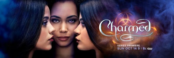 Charmed TV show on The CW: season 1 ratings (canceled or renewed season 2?)