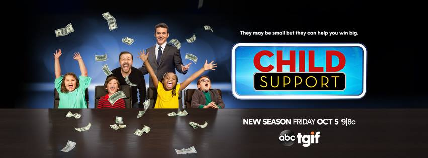 child support tv show on abc ratings cancel or season 3. Black Bedroom Furniture Sets. Home Design Ideas