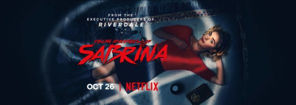 Chilling Adventures of Sabrina TV show on Netflix: canceled or season 2? (release date); Vulture Watch