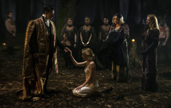 Chilling Adventures of Sabrina TV show on Netflix: canceled or renewed for another season?