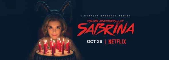 Chilling Adventures of Sabrina TV show on Netflix: season 1 viewer votes (cancel or renew season 2?)