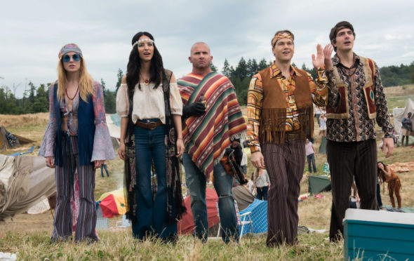 DC's Legends of Tomorrow TV show on The CW: canceled or season 5? (release date); Vulture Watch
