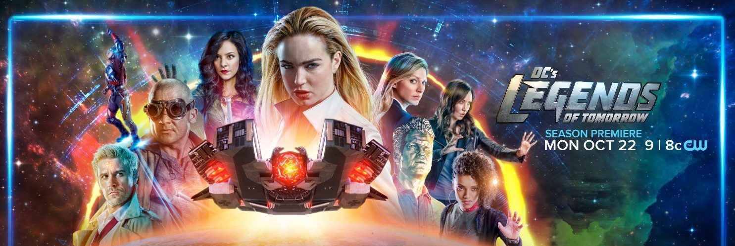 Dc S Legends Of Tomorrow Tv Show On Cw Ratings Cancel Or Season 5
