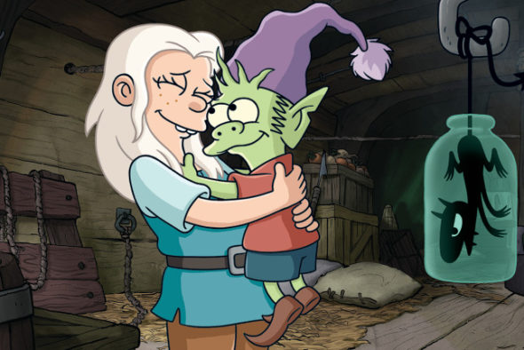 Disenchantment TV show on Netflix: (canceled or renewed?)