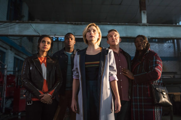 Doctor Who TV show on BBC America: canceled or season 12? (release date); Vulture Watch