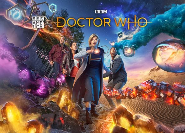 Doctor Who TV show on BBC America: season 11 ratings (canceled or renewed season 12?)