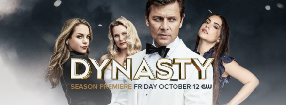 Dynasty TV show on The CW: season 2 ratings (canceled or renewed season 3?)