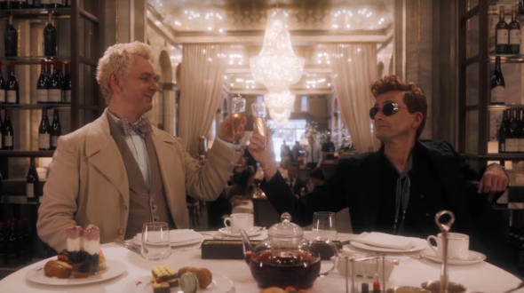 Good Omens TV show on Amazon: (canceled or renewed?)