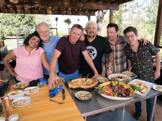Guys Ranch Kitchen Season Two Food Network Series Returns In