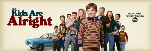 The Kids Are Alright TV show on ABC: season 1 ratings (canceled or renewed season 2?)