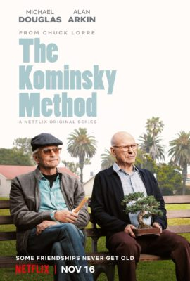 The Kominsky Method TV show on Netflix (canceled or renewed?)